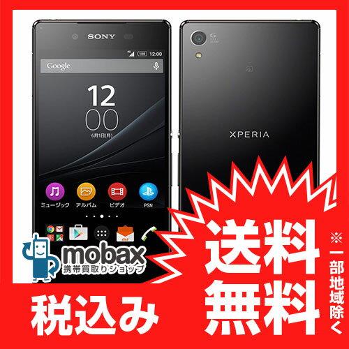◆ポイントUP◆※利用制限〇 【新品未使用】au Xperia Z4 SOV31 [ブラック] 白ロム