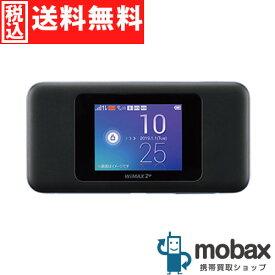 ◆ポイントUP◆※保証書未記入※判定〇【新品未使用】 au Speed Wi-Fi NEXT W06 [ブラック×ブルー] HWD37 Wi-Fiルーター HWD37SKA WiMAX 2+