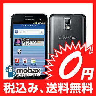◆划算的◆※0判定docomo GALAXY S2 LTE SC-03D深灰色★白只读存储器