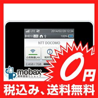 DoCoMo HUAWEI Wi-Fi STATION HW-01F [White] ☆ white ROM