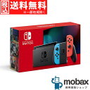 ◆5%還元対象◆【新品未使用】2019年版 Nintendo Switch Joy-Con(L)ネオンブルー/(R)ネオンレッド HAD-S-KABAA ニン…