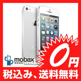 \ point 10 times! 5 iPhone 64GB [white & silver] MD663J/A ☆ white ROM ☆ Apple apples for smartphone entry / ※ network use limit (0) SoftBank required