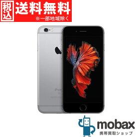 ◆ポイントUP◆《SIMロック解除済》※判定〇【新品未使用】 SoftBank iPhone 6s 32GB [スペースグレイ] 白ロム Apple 4.7インチ(SIMフリー)