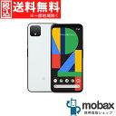 ◆ポイントUP◆《SIMロック解除済》※判定〇【新品未使用】SoftBank Pixel 4 XL 128GB [クリアリーホワイト] Google…