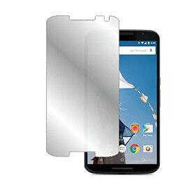 【送料無料】Y!mobile Google Nexus 6 用 【ハーフミラー (防指紋)】 液晶保護フィルム ★ モバイルマスター_液晶シート 画面保護シート 画面フィルム スマホ・タブレット スマートフォン・携帯電話 スマートフォン ワイモバイル Google ハーフミラータイプ