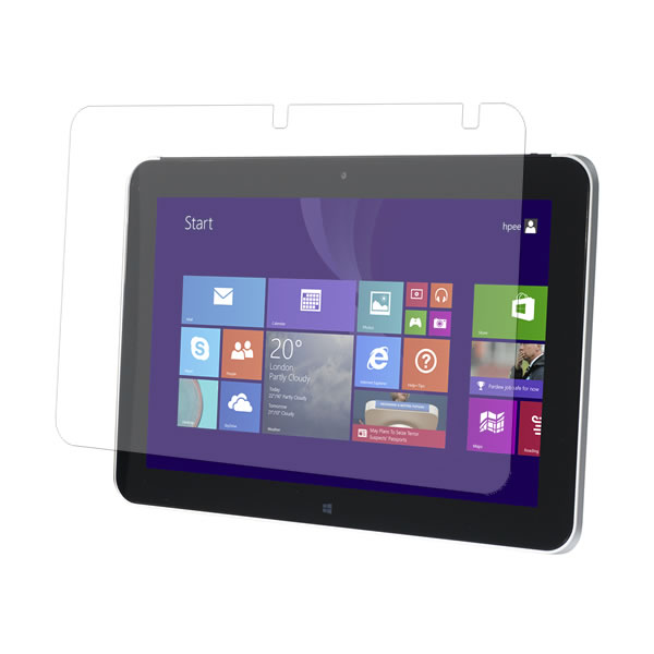 HP ElitePad 1000 G2 タブレット 用 [10] 【高硬度9H クリアタイプ】 液晶保護フィルム 傷に強い! ★