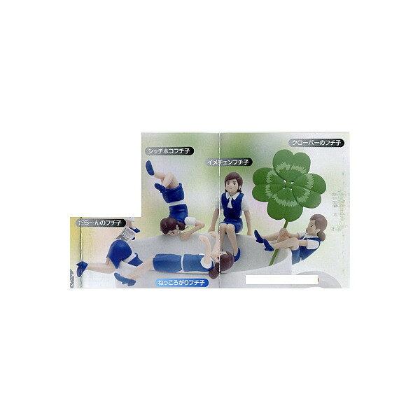 コップのフチに舞い降りた天使 コップのフチ子パート3(サード) ネイビーより 5種 制服:紺 奇譚クラブ OL人形コレクションフィギュア