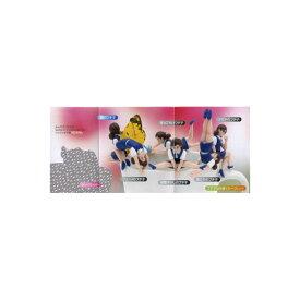 【送料無料】コップのフチに舞い降りた天使 コップのフチ子4(フォ−) ネイビー 全7種 制服:紺奇譚クラブ OL人形コレクションフィギュア