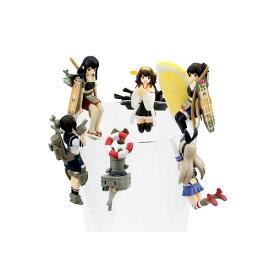 【期間限定】特価商品!PUTITTO 艦隊これくしょん -艦これ-全6種プティット/プチット/コップのフチ子KADOKAWA