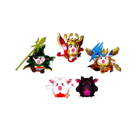 パズドラクロスぶらりんマスコット全5種PUZZLE & DRAGONS X/パズル&ドラゴンズ/カプセルフィギュアタカラトミーアーツガチャポン ガシャポン ガチャガチャ