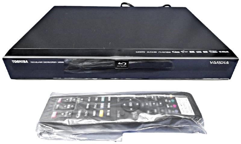 ブルーレイレコーダー 東芝 D-B305K  2010年製