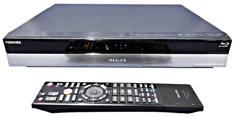 ブルーレイレコーダー 東芝 DBR-Z150 2012年製