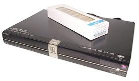 三菱電機 REAL ブルーレイレコーダー DVR-BZ350 1TB 2チューナー 2011年製  新品リモコン 新品HDMI 新品アンテナケーブル付き