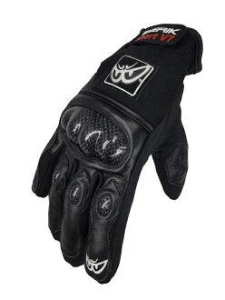 BERIK 貝裡克短手套黑色 1 G-10511-BK