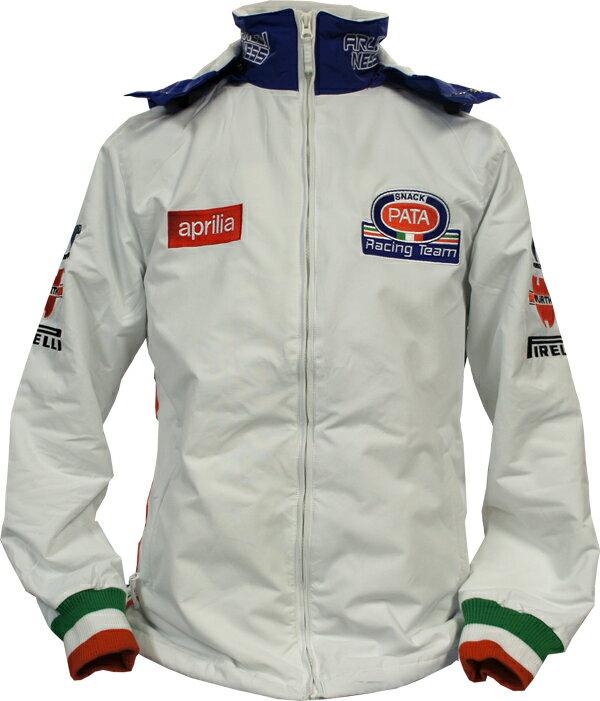 APRILIA PATA RACING TEAM JACKET 刺繍ロゴ入チームジャケット J-9482-DFX