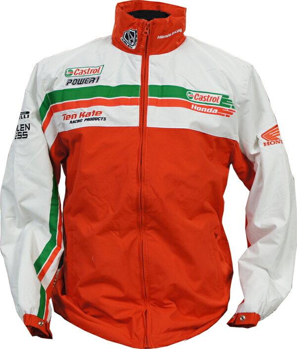 9584TEN KATE HONDA ホンダレーシングチーム刺繍ジャケット