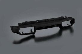 ジムニー ウレタン製バンパー リア用 JB64 セミグロスブラック(SGB) 塗装済み