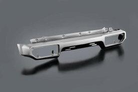 ジムニー ウレタン製バンパー リア用 JB64 シルキーシルバーメタリック (Z2S) 塗装済み