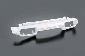 ジムニー ウレタン製バンパー リア用 JB64 ピュアホワイトパール (ZVR) 塗装済み