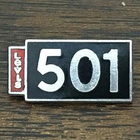リーバイス 501 タグ ピンバッジ Levi's 501 Tag Pin