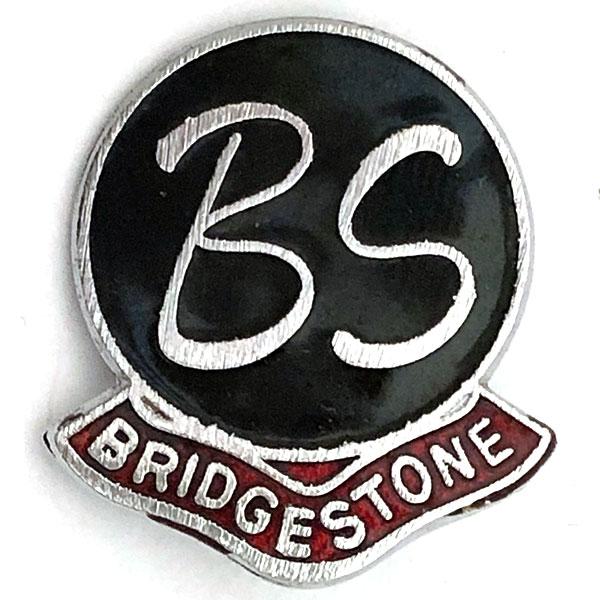 ブリヂストン ビンテージ ピンバッジ BRIDGESTONE Vintage Pin