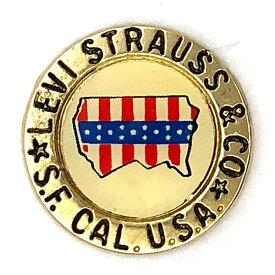 リーバイス USA ピンバッジ Levi's USA Pin