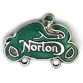 ノートン アビアキット ロンドン ピンバッジ Norton AVIAKIT LONDON Pin