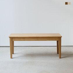 木製ダイニングベンチ