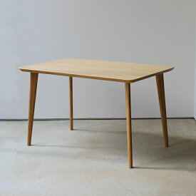ダイニングテーブル W1200 バンブー 長方形 4名用 竹製 MTS-084