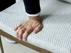 椅子ラグランチェアRAGLANchairソファダイニングチェア1人掛け完成品1PホワイトブルーMTS-106