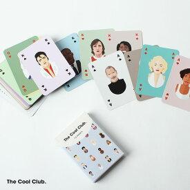 """トランプ カードゲーム カード The Cool Club """"Classics"""" HERE DETAIL ディテール"""