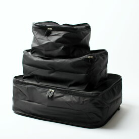 【25日限定ポイント+5倍】Travel Packing Bags nahe 3 size pack トラベルパッキングバッグ 3サイズパック ネーエ HIGHTIDE ハイタイド
