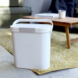 運べる匂わないゴミ箱 10L RSD-73WH 運べる防臭ペール 東谷 azumaya
