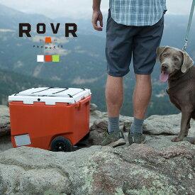 【25日限定ポイント+2倍】ROVR PRODUCTS RollR 45qt ローバー プロダクツ ローラー45/42.5L クーラーボックス 大型 大容量 保冷力 キャスター キャリーワゴン