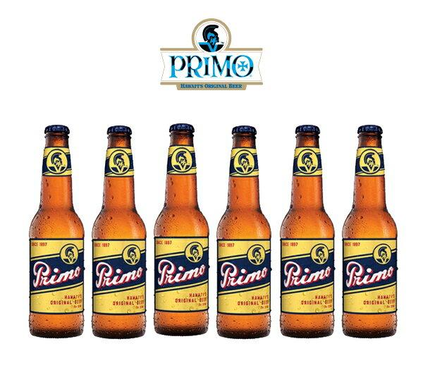 【6月17日 父の日の贈り物に】 人気のプリモビール PRIMO BEER 6本セット 専用ギフトボックスでお届け 海外ビール 輸入 ビール ビールギフト プレゼント 御祝いのお返し