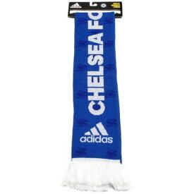 アディダス プレミアリーグ チェルシー マフラー CHELSEA サッカー イングランド プレミアリーグ スカーフ 応援グッズ ドイツ製 新品