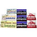 訳あり パタゴニア ステッカー ホノルル ハワイ 8種セット PATAGONIA HONOLULU HAWAII STICKERS SET PATALOHA パタロハ シール 非売品