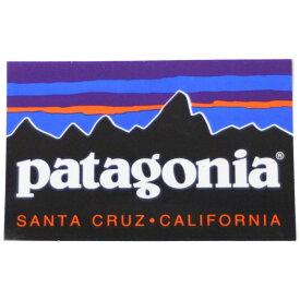 パタゴニア ステッカー サンタクルズ カリフォルニア PATAGONIA SANTA CRUZ ご当地 アメリカ USA 州 STICKER フィッツロイ シール 新品