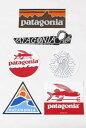訳あり パタゴニア ステッカー 6種セット PATAGONIA STICKERS SET WORKWEAR ピトン トライデントフィッシュ シャカウェーブ シール 新品