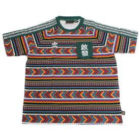 アディダス オリジナルス × ファレル ウィリアムス ポケット Tシャツ EA2473 ADIDAS ORIGINALS PW POCKET TEE 半袖 総柄 ネコポス 新品
