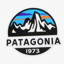 パタゴニア フィッツロイ スコープ ステッカー Patagonia Fitz Roy Scope STICKER シール デカール 稀少 メール便 同梱可 新品