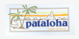 99cf420745c パタゴニア カーディフ カリフォルニア パタロハ ステッカー PATAGONIA CARDIFF CALIFORNIA PATALOHA  STICKER 新品 ご当地 アメリカ USA CA