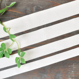 平織りテープ ミックスの4サイズ合計10ヤード 《 綿テープ 手芸テープ 綿 テープ 平織 杉綾 》