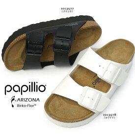 ビルケンシュトック サンダル パピリオ アリゾナ レディース 厚底 プラットフォーム Birkenstock Papillio Arizona