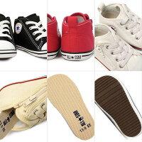 コンバースベビーオールスターNZベビースニーカー子供靴ファスナー贈り物CONVERSEBABYALLSTARNZカップインソール定番