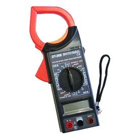 クランプメーター データホールド機能付 デジタルクランプメーター メーター266赤