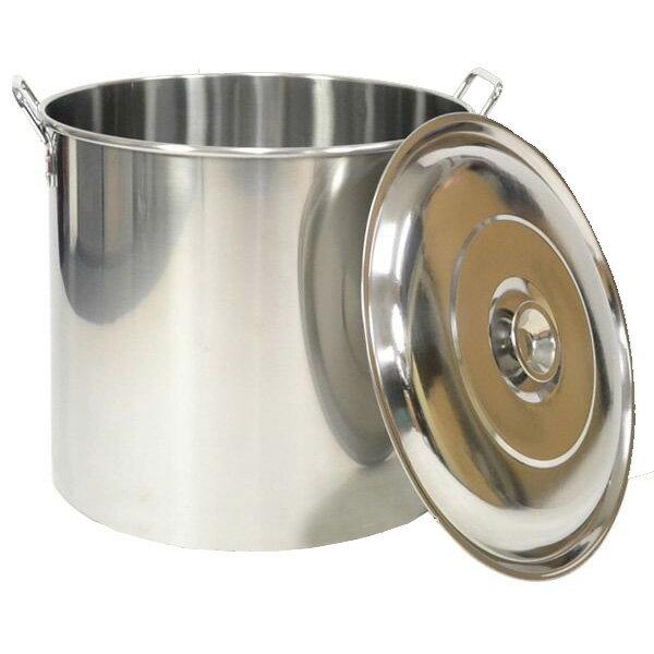 寸胴鍋 業務用 家庭用 30cm 19L ステンレス製 0Z09-30CM