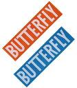 卓球:バタフライ Butterfly 今治ビッグロゴ タオル76380【ユニフォーム 卓球用品】【ネコポス便送料無料(※代引き不…