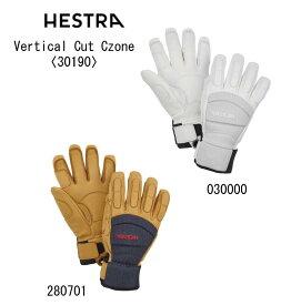 スキー:HESTRA ヘストラ Vertical Cut Czone バーティカル カット シーゾーン 〈30190〉【送料無料】/暖かい/あったかい/防寒/スキー/スノボ/スノーボード/レース/デモ/基礎/技術【#お買い物マラソン16日1:59迄】
