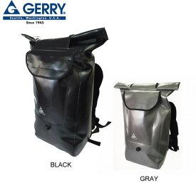 【キャッシュレス5%還元】アウトドア:[ジェリー] GERRY ロールトップリュック 38L GE1101 【送料無料】【現品限り】